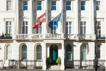 Residence of the Austrian Embassy London