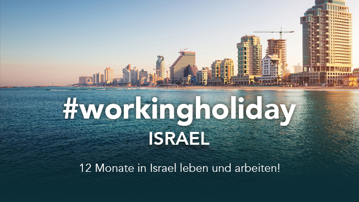 Working Holiday Israel