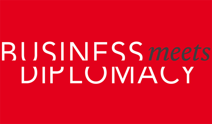 Logo Business meets Diplomacy
